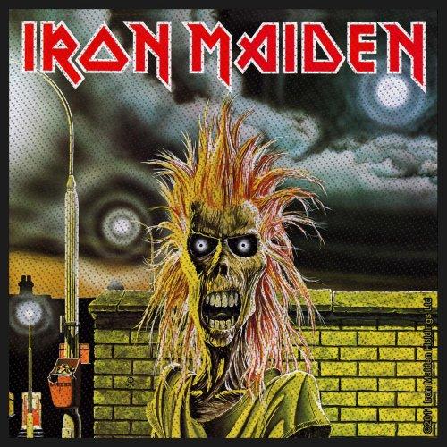 Iron Maiden Patch: Iron Maiden