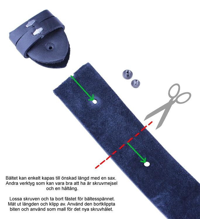 Handklovar bälte