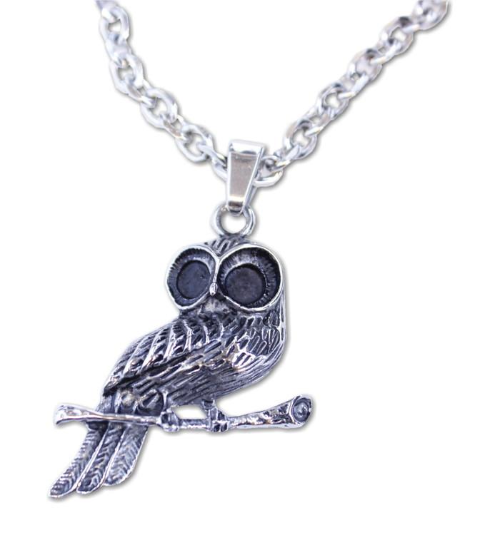 Halsband Owl