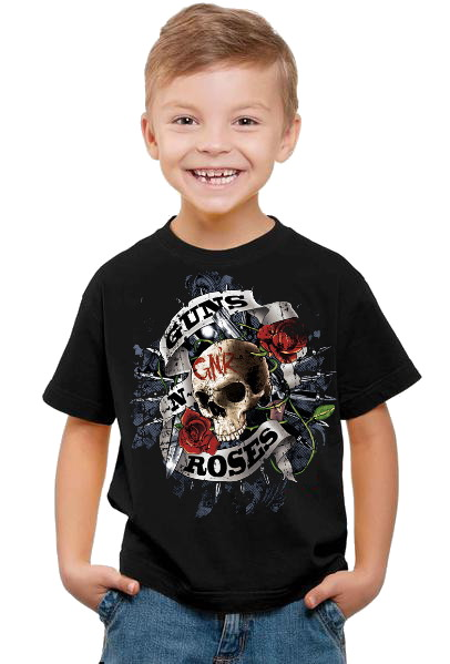 Guns n roses GNR Barn t-shirt