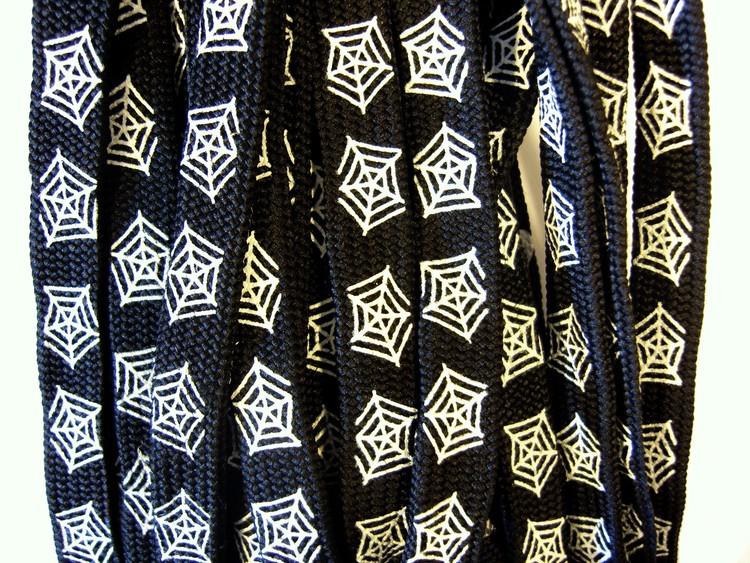 Skosnören Spiderweb