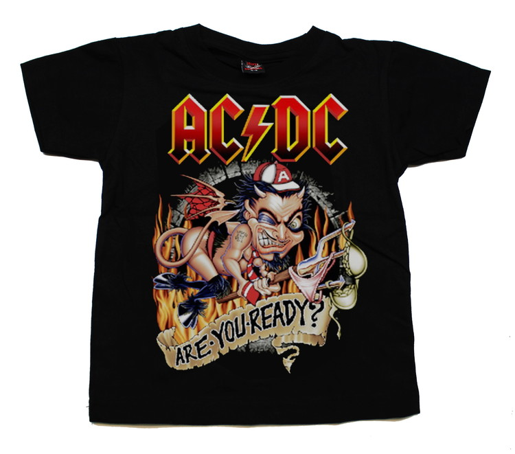 Ac/dc Are you ready barn t-shirt