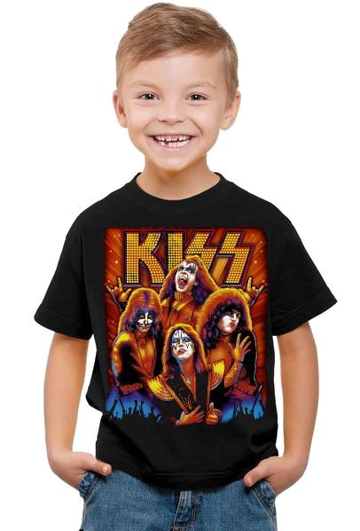 Kiss barn t-shirt