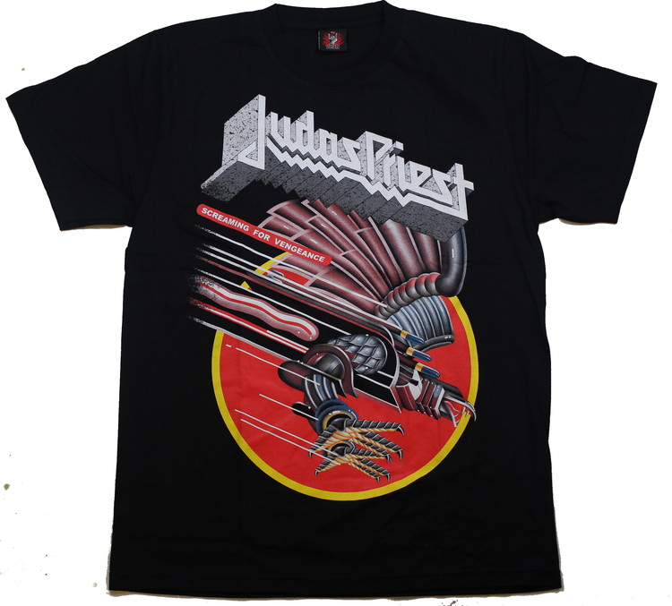 Judas priest Screaming for vengeance T-shirt