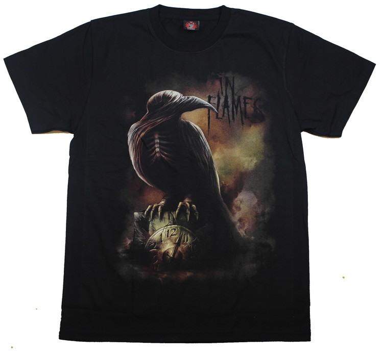 In flames Sounds of a Playground Fading T-shirt