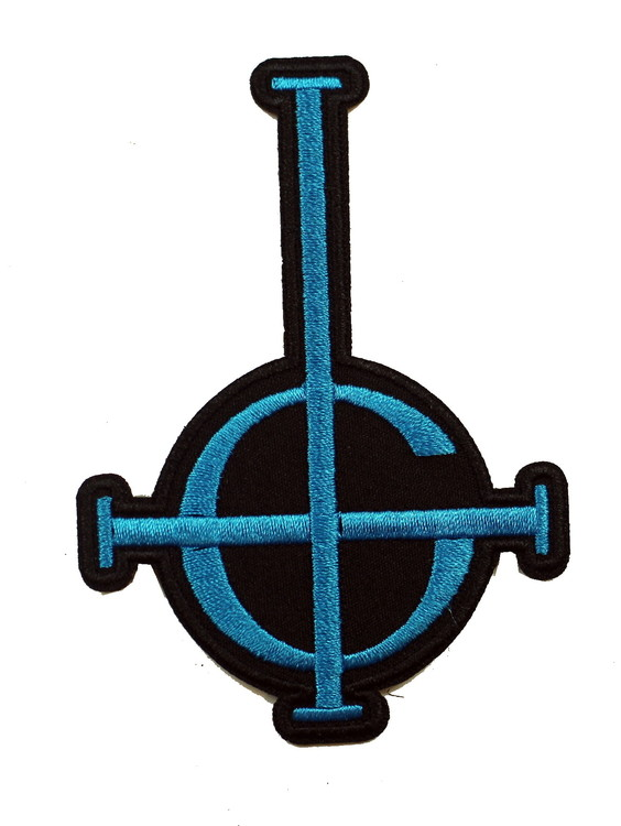 Ghost cross blue