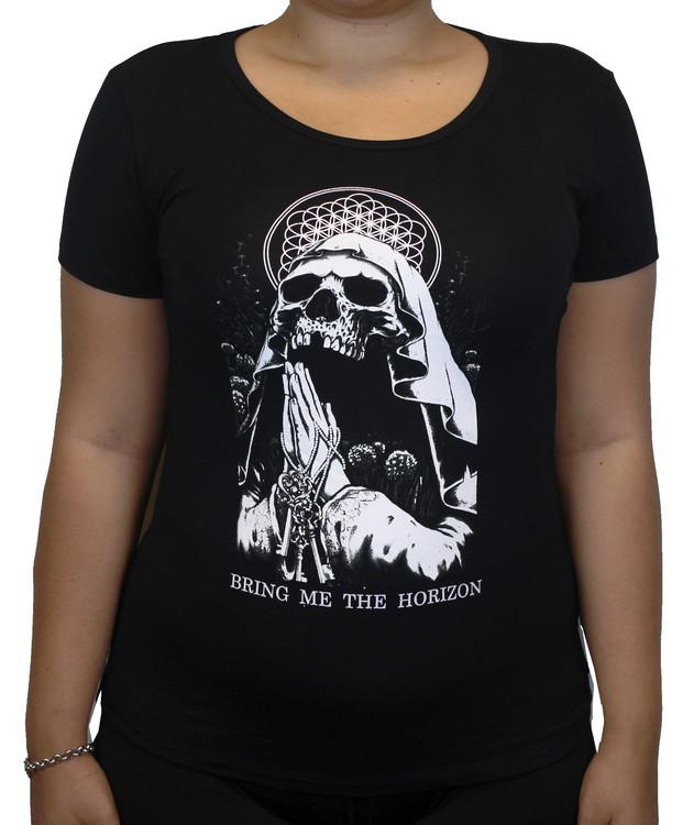 Bring me the horizon Girlie t-shirt