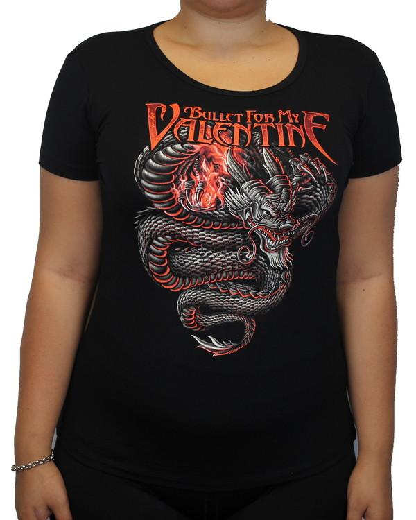Bullet for my valentine Girlie t-shirt