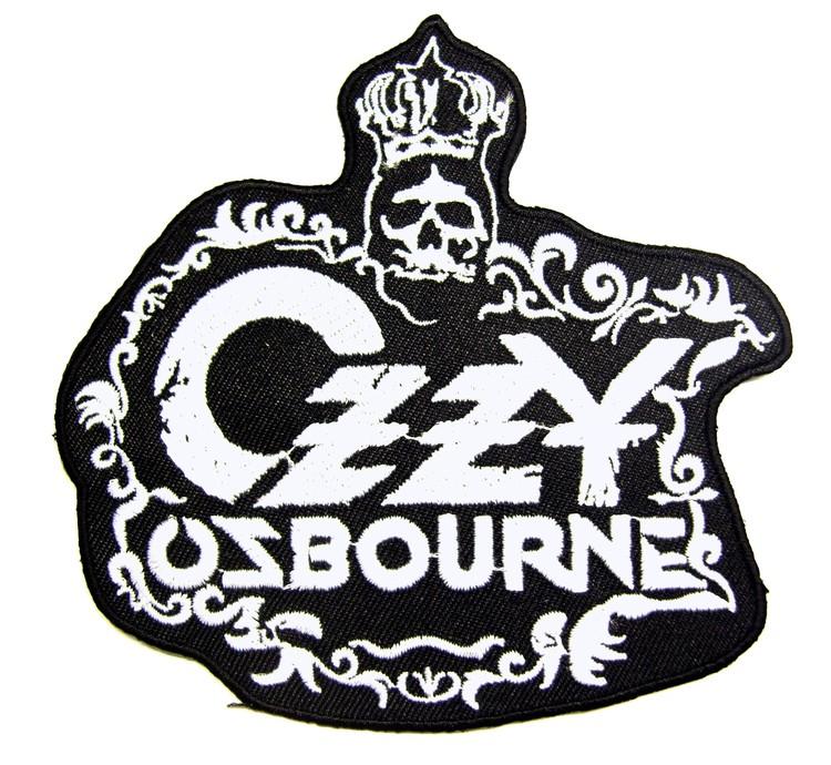 Ozzy Osbourne skull