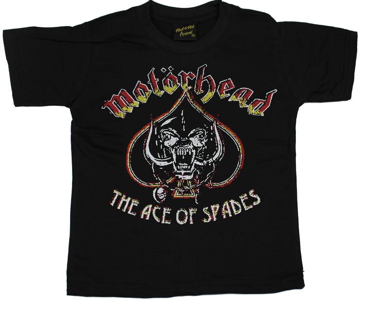 Motörhead Ace of spades vintage barn t-shirt