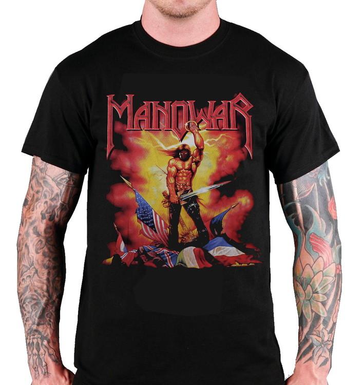 Manowar Kings of metal T-shirt