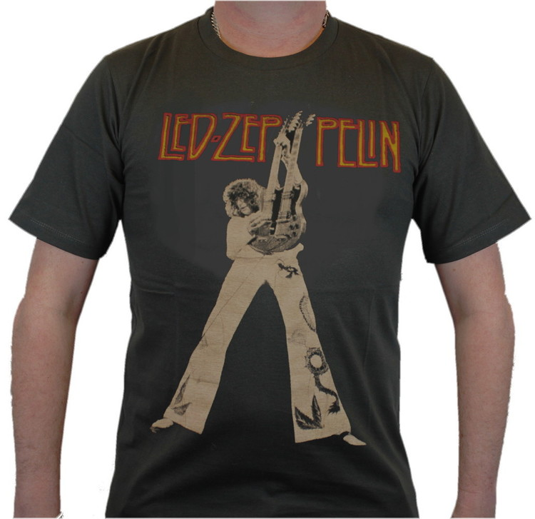 Led zeppelin Jimmy page T-shirt