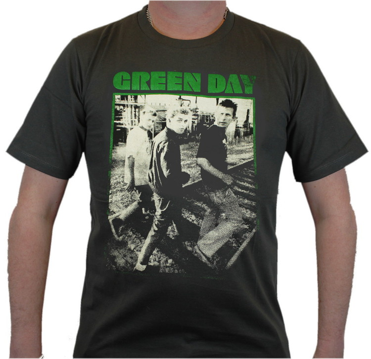 Green day T-shirt