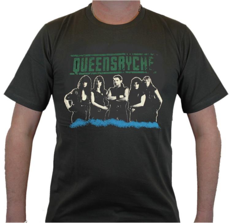 Queensryche Warning tour T-shirt