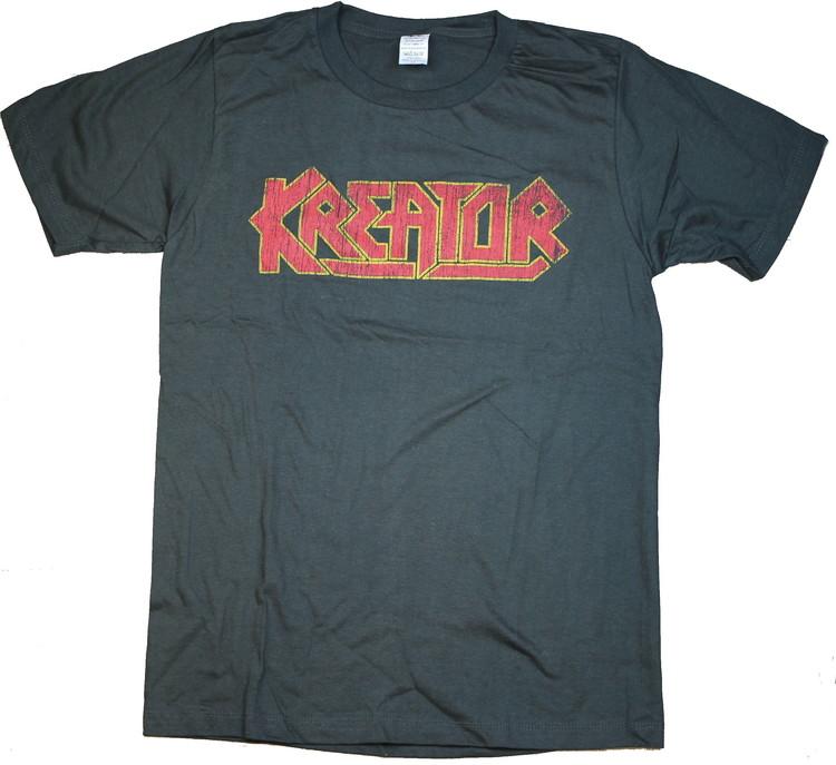 Kreator Logo T-shirt