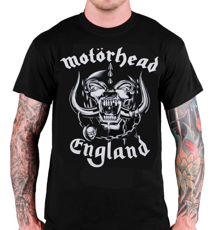Motörhead England Everything louder than everything else T-shirt