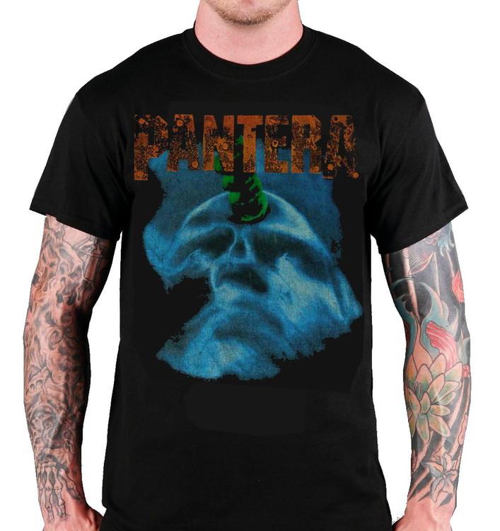 Pantera Men's Tee: Far Beyond Driven World Tour