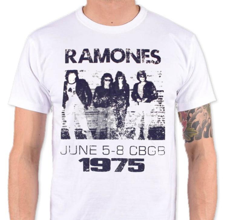 Ramones CBGB T-shirt