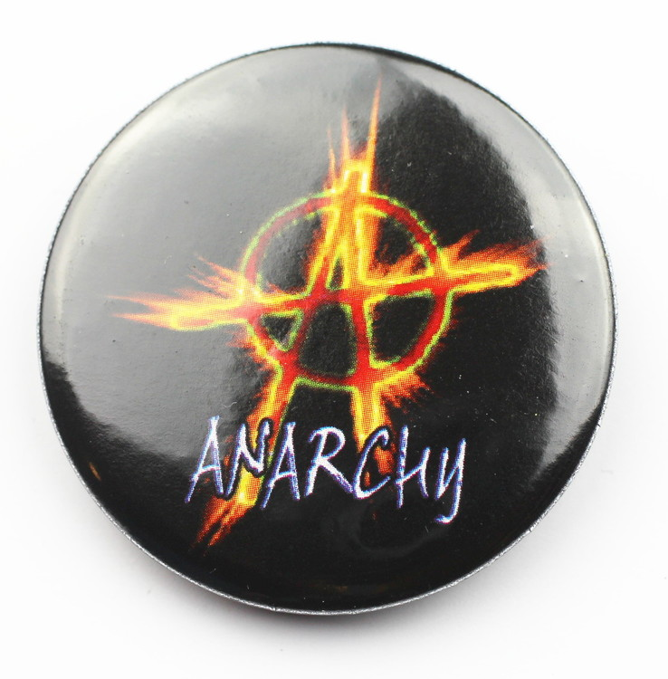 Pin Anarchy fire