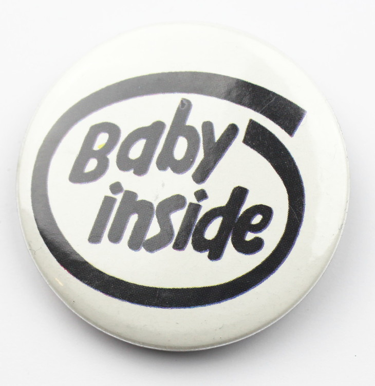 Pin Baby inside