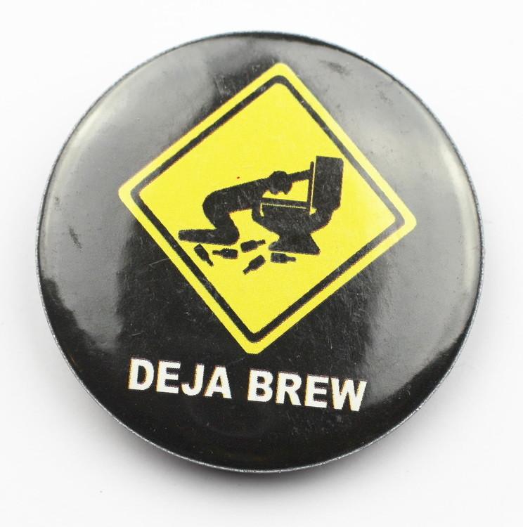 Pin Deja brew