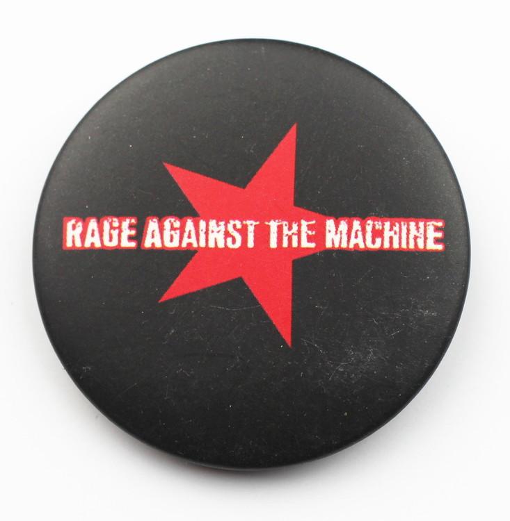 Pin Rage against the machine