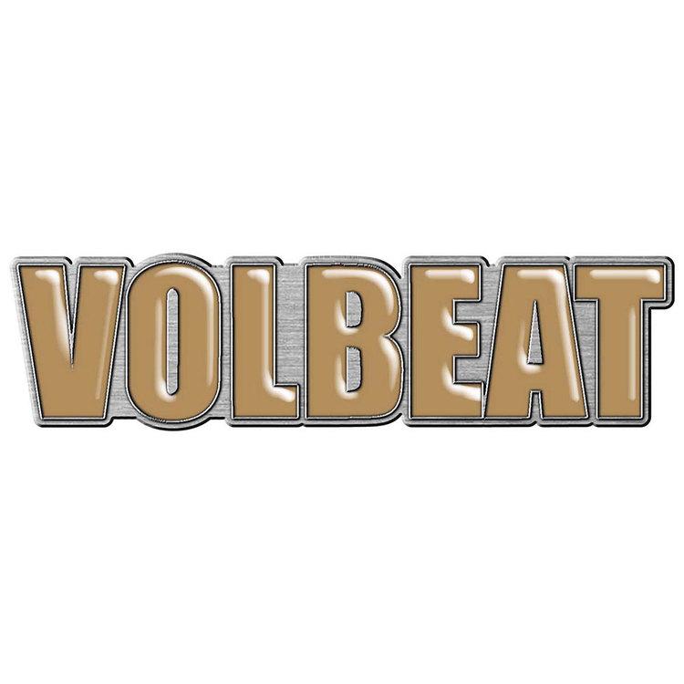 Volbeat logo pin