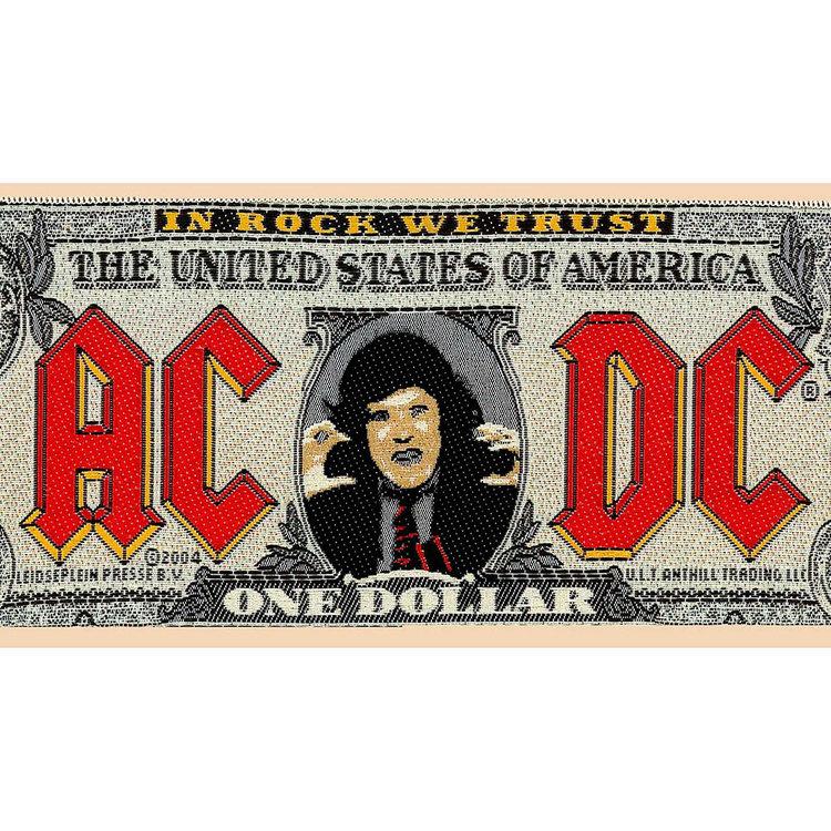 AC/DC One dollar