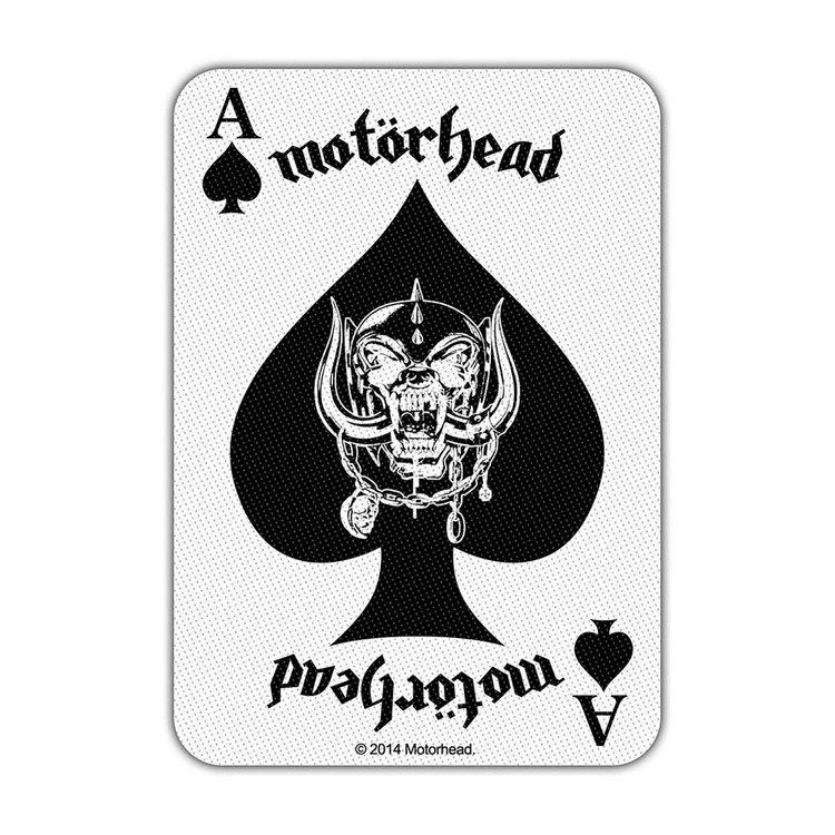 Motörhead ace of spades vit