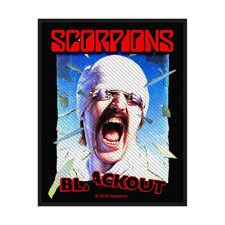 Scorpions Black out