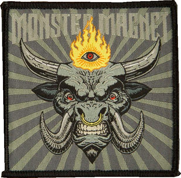 Monster magnet Minfucker patch