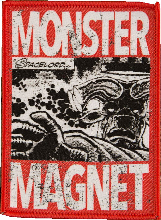 Monster magnet Spacelord patch
