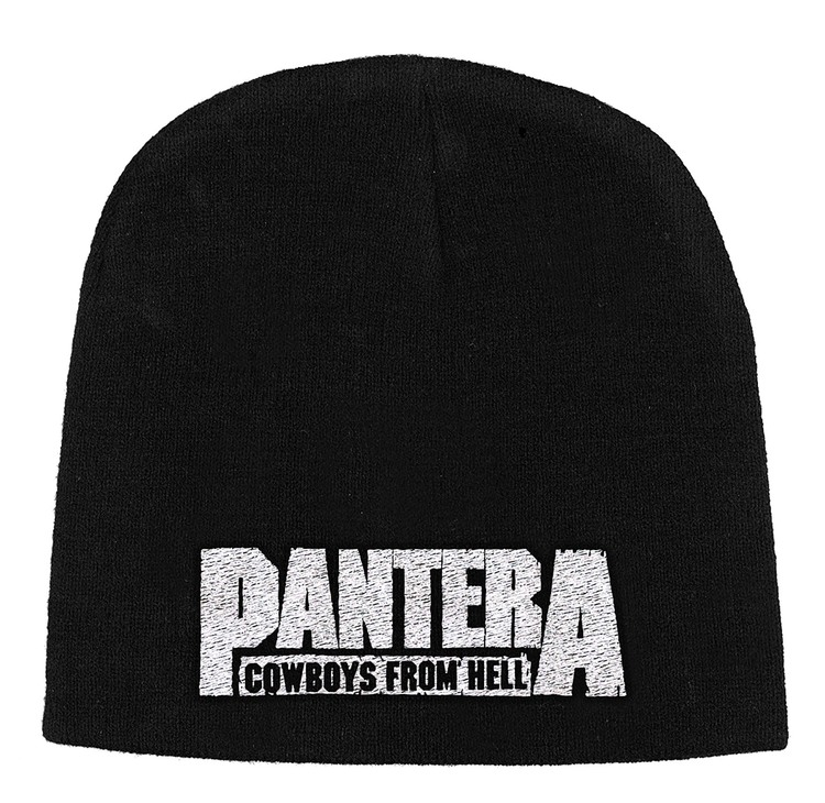 Pantera Cowboys from hell Beanie