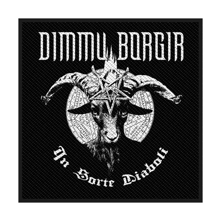 Dimmu Borgir 'In Sorte Diaboli' Patch