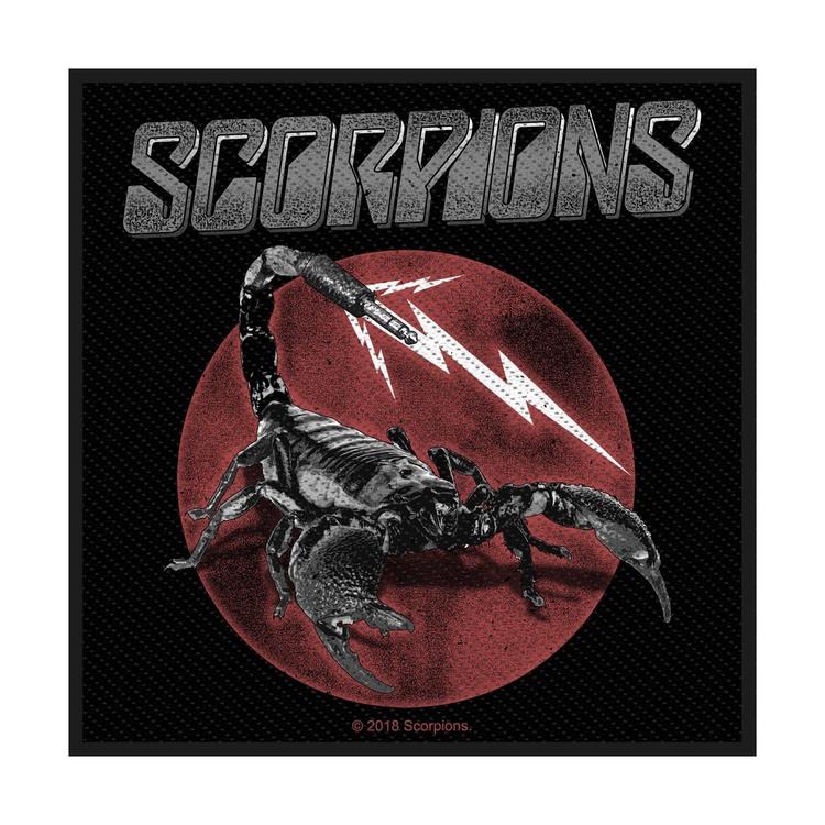 Scorpions 'Jack' Patch