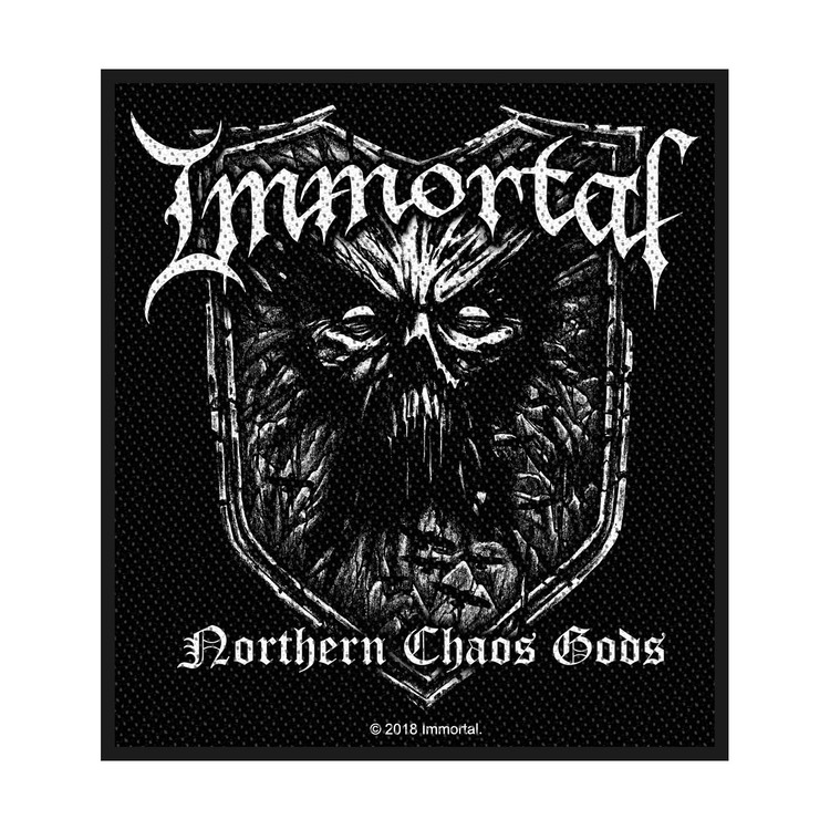 Immortal 'Northern Chaos Gods' Patch