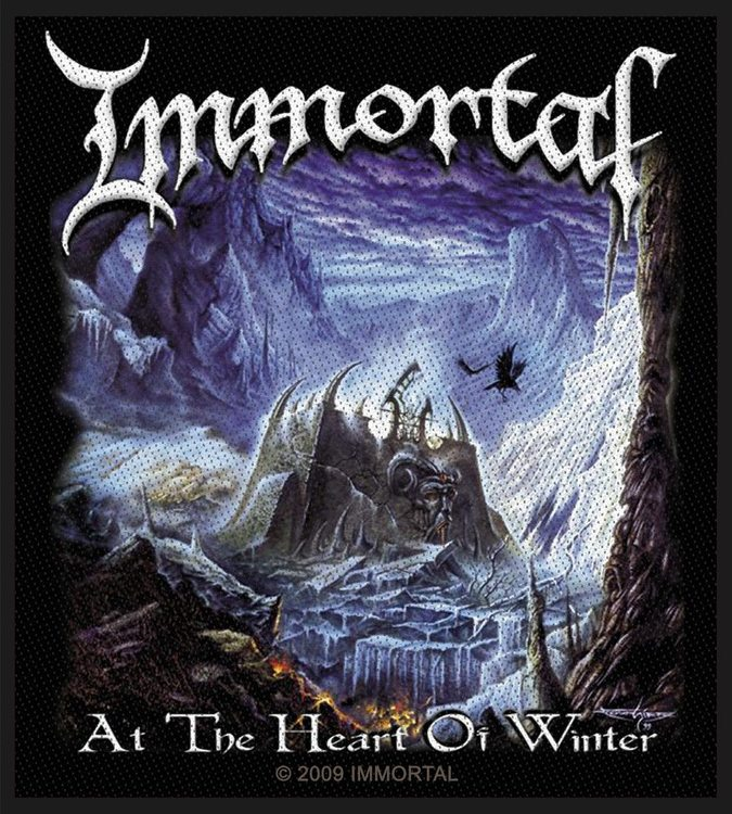 Immortal 'At The Heart of Winter' Patch