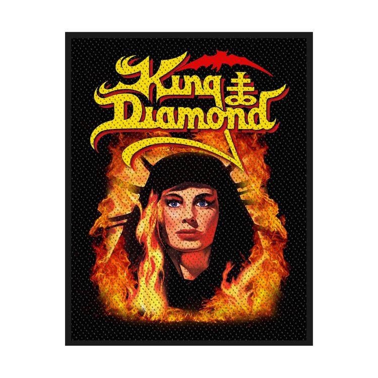 King Diamond 'Fatal Portrait' Patch