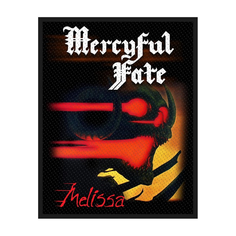 Mercyful Fate 'Melissa' Patch