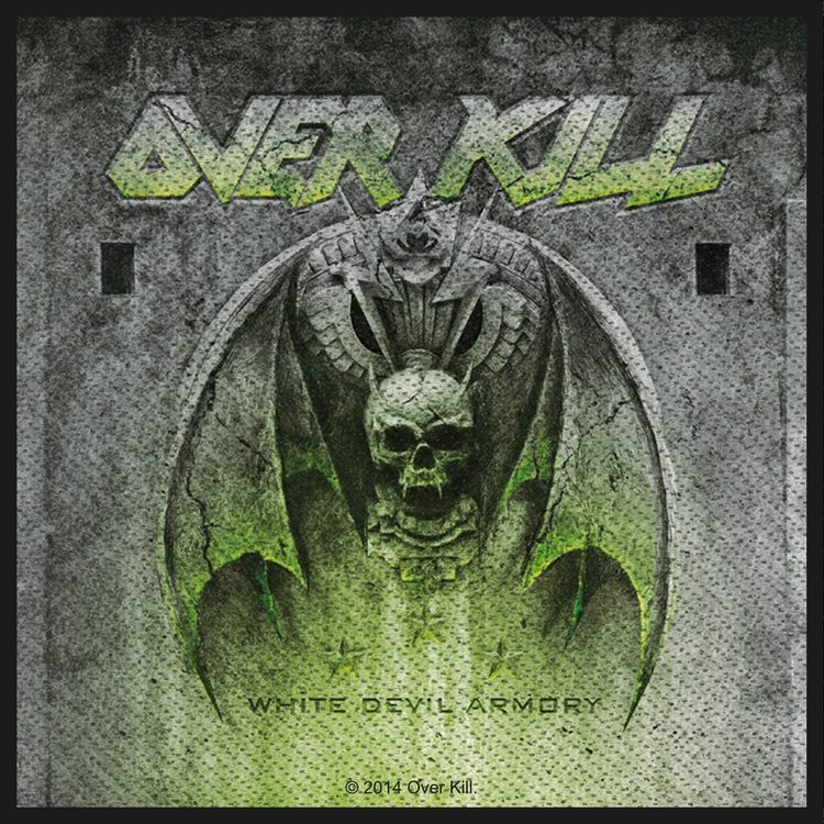 Overkill 'White Devil Armory' Patch