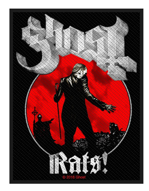 Ghost 'Rats' Patch