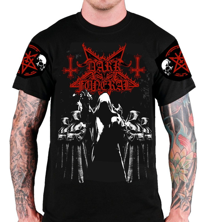 Dark Funeral 'Shadow Monks' T-Shirt