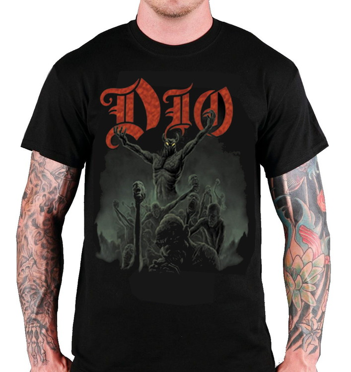 Dio 'Stand Up And Shout' T-Shirt