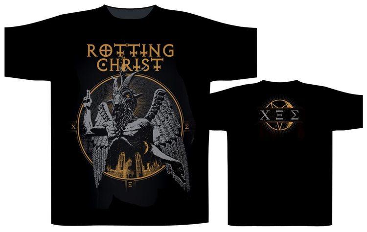 Rotting Christ 'Satanica' T-Shirt