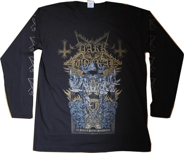 Dark funeral  Long sleeve 25 years of satanic symphonies