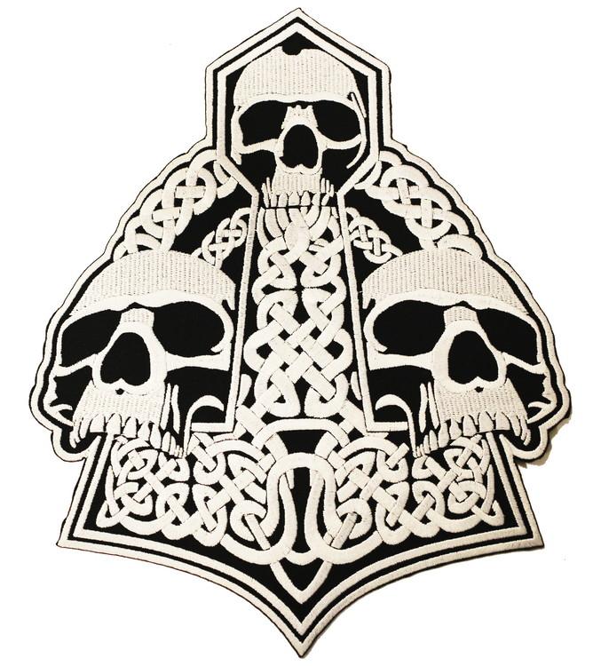 Hammer/skulls XL