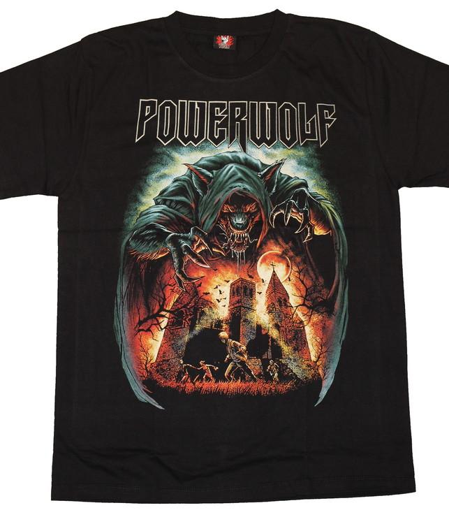 Powerwolf Castle T-shirt