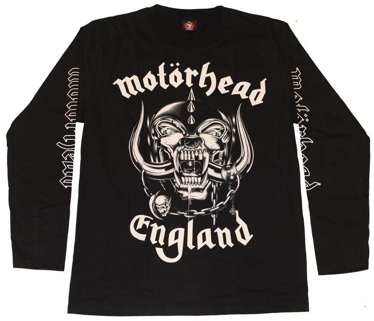 Motörhead England Long sleeve T-shirt