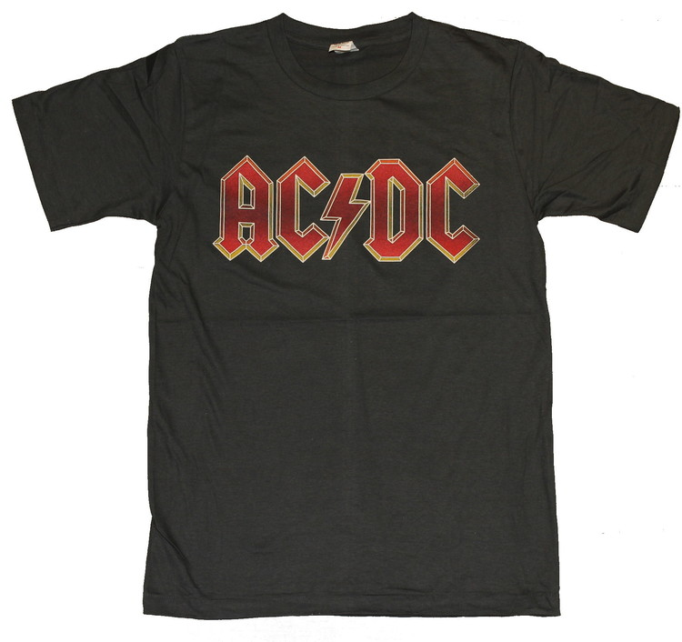 Ac/dc logo T-shirt