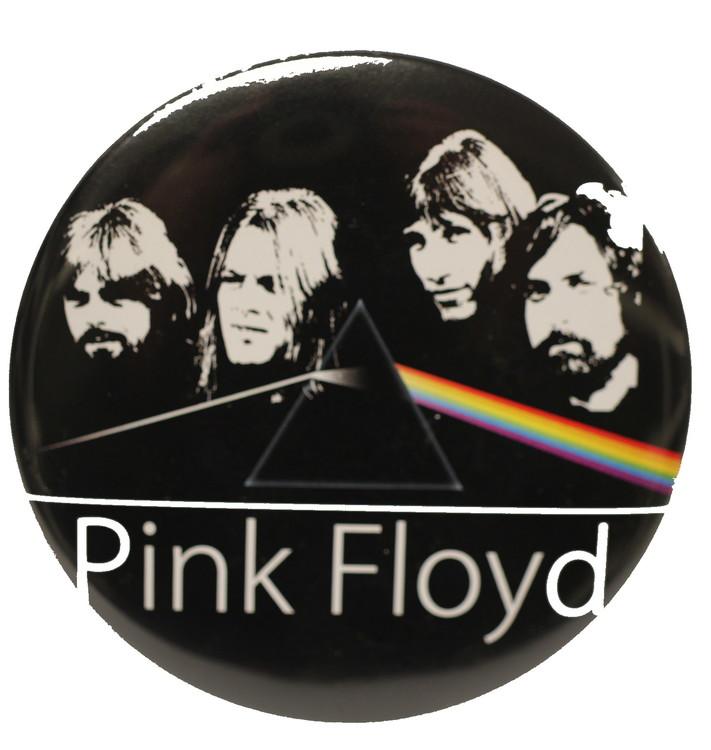 Pink floyd Dark side of the moon XL badge 1